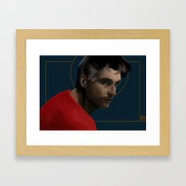 VI - The Lovers Framed Art Print