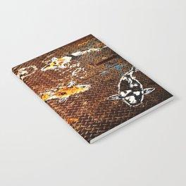 Grate Koi! Notebook