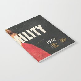 Humility 1968 Notebook