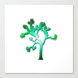 Joshua Tree Verdant by CREYES Canvas Print