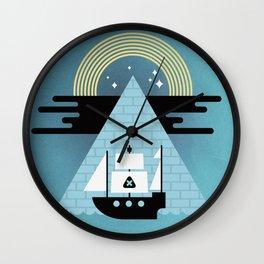 Born to Explore Pt4 Wall Clock