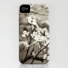 Surrounded by Possibility - B&W Slim Case iPhone (4, 4s)