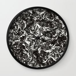 Traveling Wildwood Wall Clock