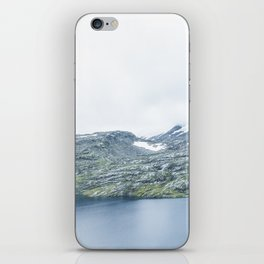 Norway landscape#28 iPhone Skin