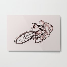Speed racer Metal Print