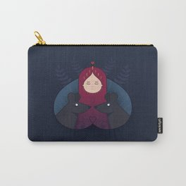 Rat Mama & the Guardian Rats Carry-All Pouch
