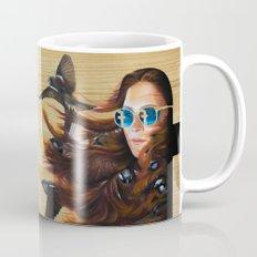While Life Passes By Mug