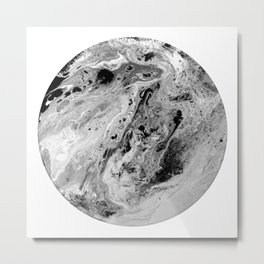 Blackhole Galaxy 2 Metal Print