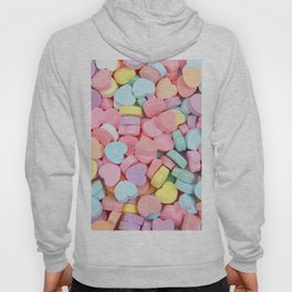 Happy Valentine's Day Candy Hearts Hoody
