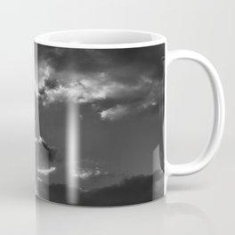 Plane and storm Coffee Mug