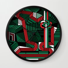 hungaroring Wall Clock