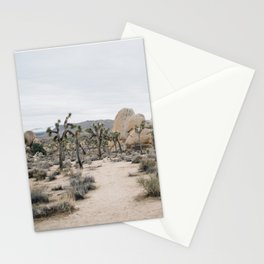 Lost in Joshua Tree Stationery Cards