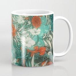 Sixth Mix Blue Coffee Mug