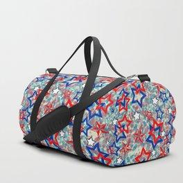 Stars and Splats Duffle Bag