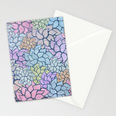 Summer Pattern #5 Stationery Cards