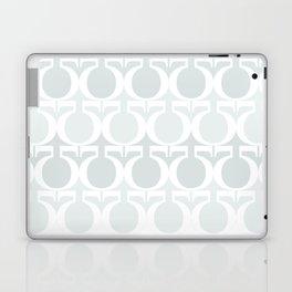 Minty Greek Laptop & iPad Skin
