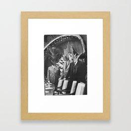 the committee  Framed Art Print