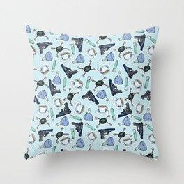 FitzSimmons Pattern Throw Pillow
