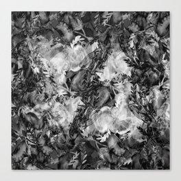 dimly Canvas Print