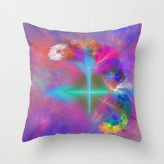 a star is born   (A7 B0242) Throw Pillow