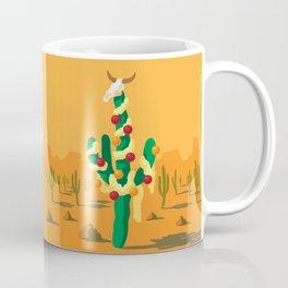 Merry Cactus Coffee Mug