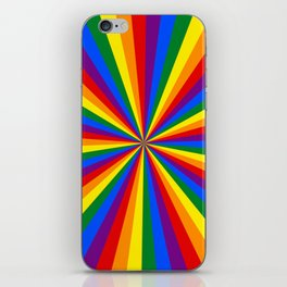 Eternal Rainbow Infinity Pride iPhone Skin