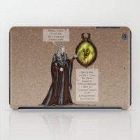 fairy tale iPad Cases featuring Fairy Tale by wolfanita