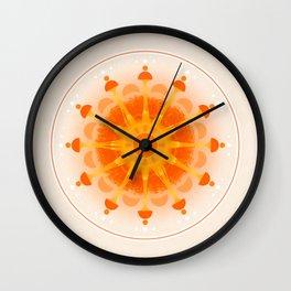 bunkou-002 Wall Clock