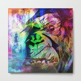 Big ape Metal Print