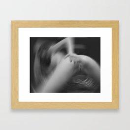 Bleary 2 Framed Art Print