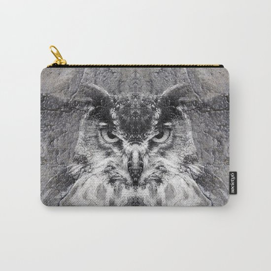 Owl I Carry-All Pouch