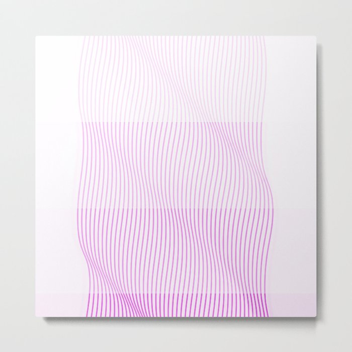Systematic Metal Print