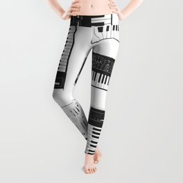Collection : Synthetizers Leggings