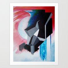 geosunset Art Print