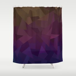 Patchwork - Flipped Shower Curtain