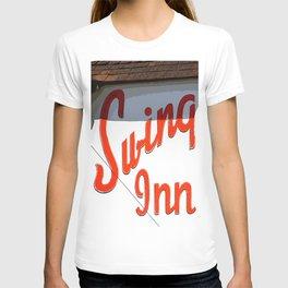 SWING INN T-shirt