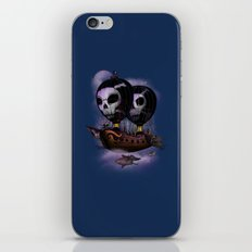Hot Air Pirates iPhone & iPod Skin