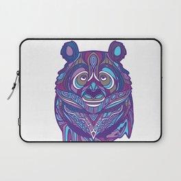 Melty Panda (Purple Variant) Laptop Sleeve