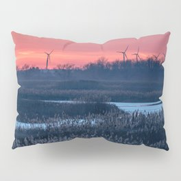 Long Point Sunsets Pillow Sham