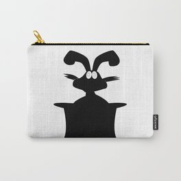 Magic Rabbit Hat Carry-All Pouch