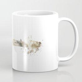 Blues Guitar Coffee Mug