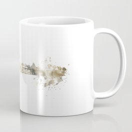 Blues Guitar Coffee Mug