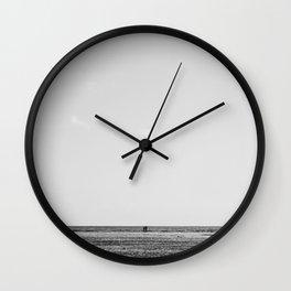 [VEW] Berdua Saja BW Wall Clock