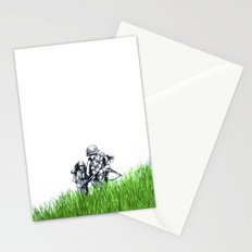 Marines Stationery Cards