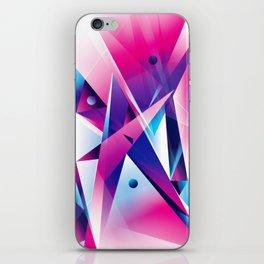 Geometric I iPhone Skin