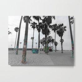 Venice Colors Metal Print