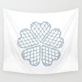 The Waffle Wall Tapestry