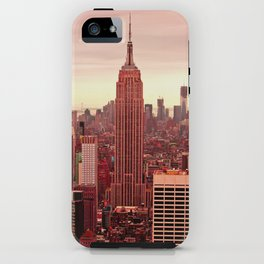 Empire Runs Red iPhone Case
