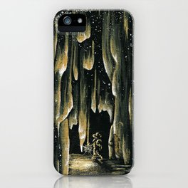 The Walk of Time iPhone Case