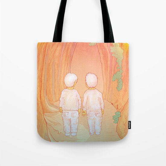 Hansel-&-Gretel Tote Bag